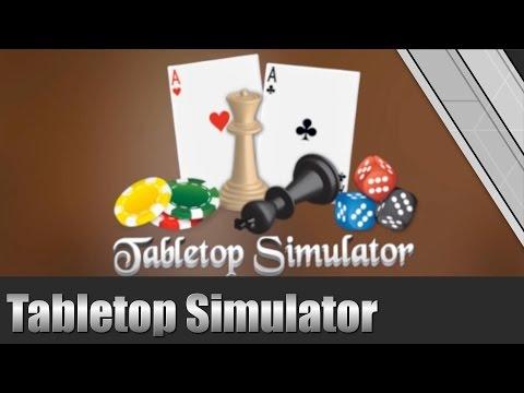TableTop Simulator - VR Gameplay HTC Vive
