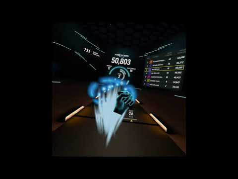 Playing the New FitXR VR Fitness Game