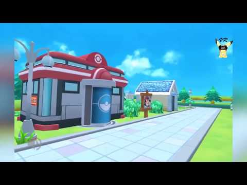 Pokémon VR version 1.0 - Game Trailer