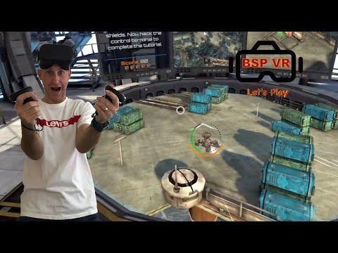 Reflex Unit 2 VR Gameplay Oculus Quest