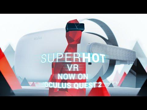 SUPERHOT VR | Quest 2