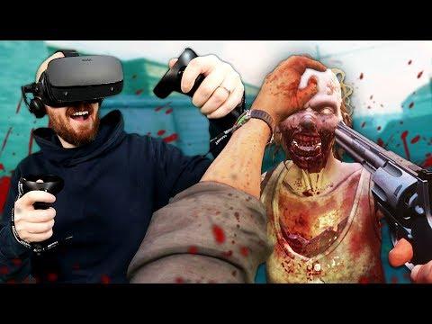 The Walking Dead: Saints & Sinners VR Gameplay