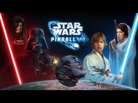 Star Wars™ Pinball VR I Announcement Trailer