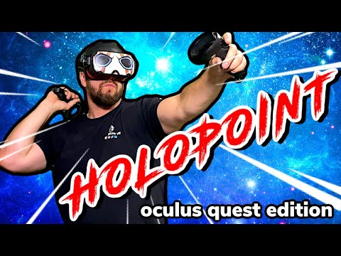 HOLOPOINT - THE INTENSE VR ARCHERY DOJO ON OCULUS QUEST