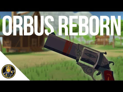 This is one of the most Ambitious and Immersive RPGs I've ever played! - Introducing OrbusVR: Reborn