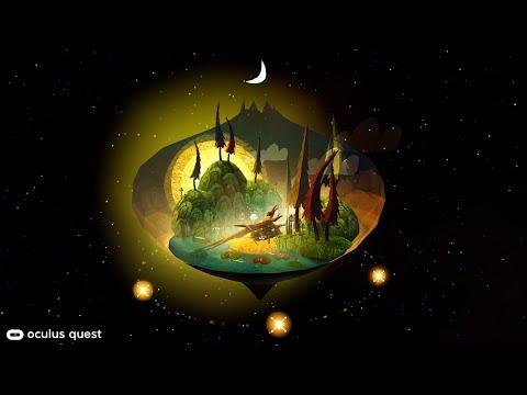 Luna VR - Oculus Quest Game Trailer [Hinted]