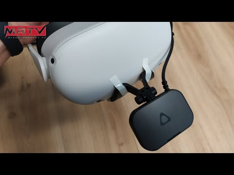 CONFIRMED! Vive Facial Tracker Works With QUEST 2! LIVESTREAM