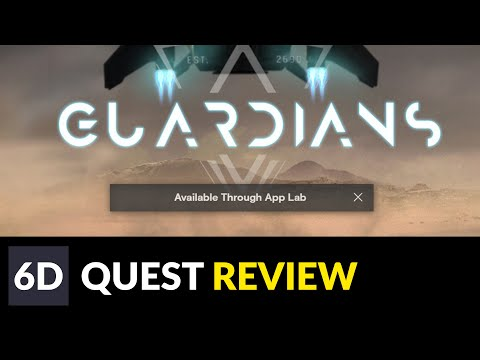 Guardians VR | Oculus Quest App Lab Review