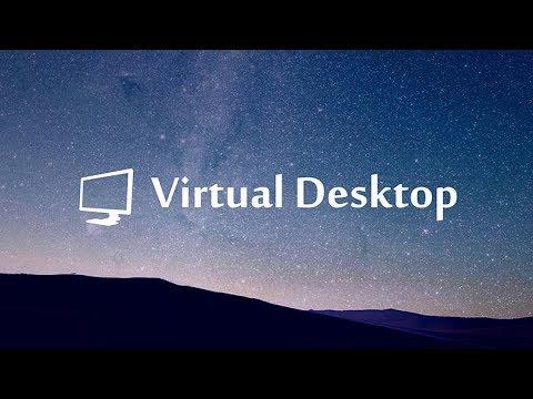 Virtual Desktop   Rift, Oculus Go + Gear VR