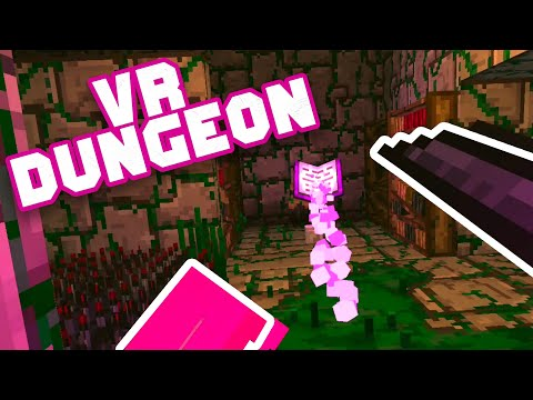 THE BEST VR DUNGEON CRAWLER ON OCULUS QUEST - Ancient Dungeon VR