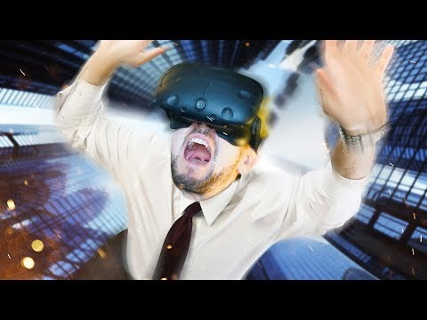 I FEEL LIKE SPIDERMAN | To The Top #1 (HTC Vive Virtual Reality)