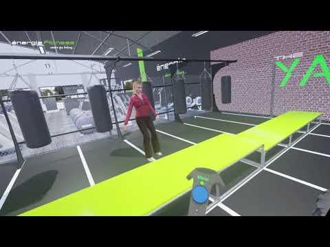 énergie Fitness Stockton - VR Voice Over