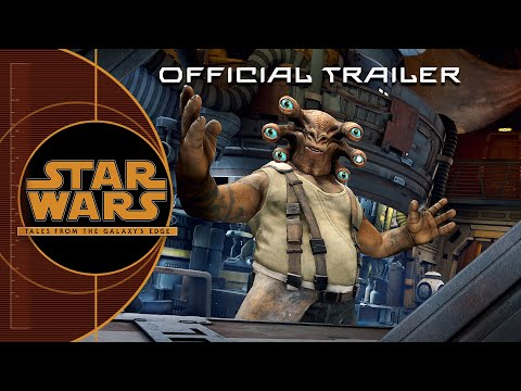 Official Trailer | Star Wars: Tales from the Galaxy's Edge | Oculus Quest