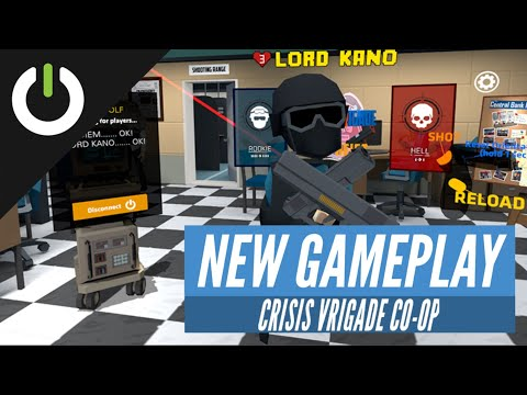 Crisis VRigade Co-Op Oculus Quest (Sumalab)