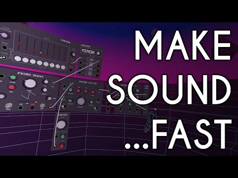 SynthVR Crash Course Tutorial - Confused? Start Here!