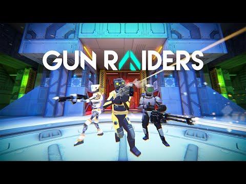 Gun Raiders - Beta Release Trailer