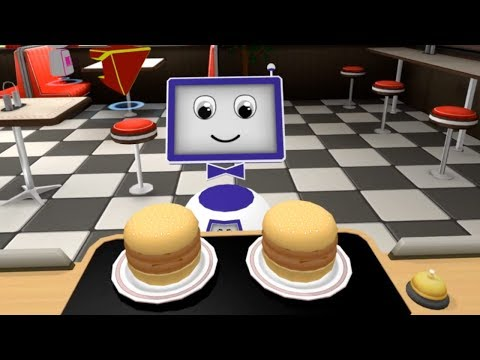 VR The Diner Duo - The Co-op Mode