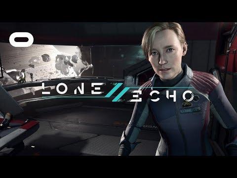Lone Echo II | Announce Trailer | Oculus Rift
