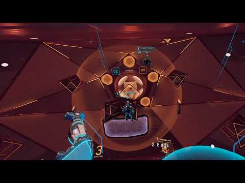 echo arena oculus quest gameplay