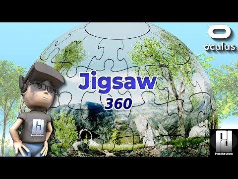 JIGSAW 360 VR IMPRESSIONS! // Oculus Rift + Touch // GTX 1060 (6GB)