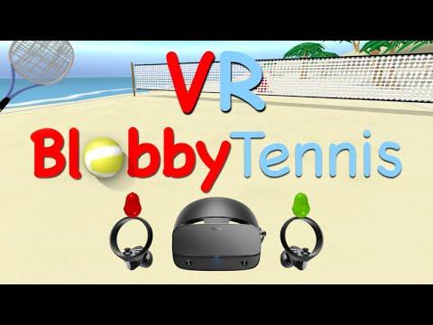 Blobby Tennis VR