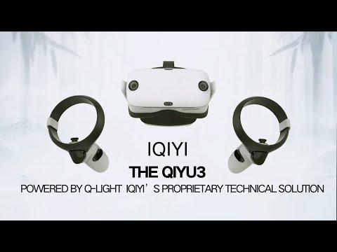 iQIYI QIYU VR Technology Conference | iQIYI