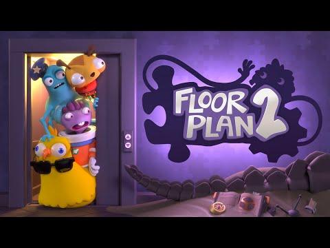 Floor Plan 2   Announce Trailer   Oculus Quest + Rift Platforms