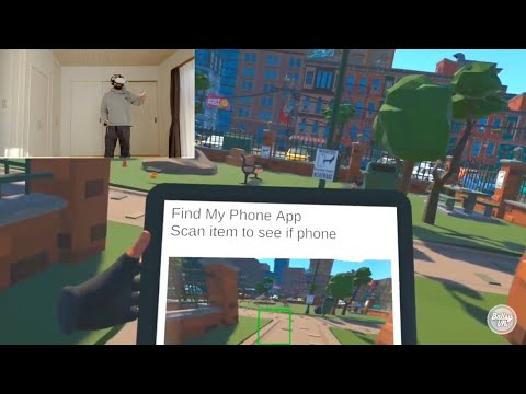 Find My Phone App - The Game | Oculus Quest 2 Review | Hunting a virtual phone in VR [SPOILERS]