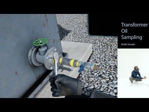 Transformer Oil Sampling Virtual Reality Training