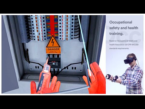 Occupational Safety and Health Training in Virtual Reality