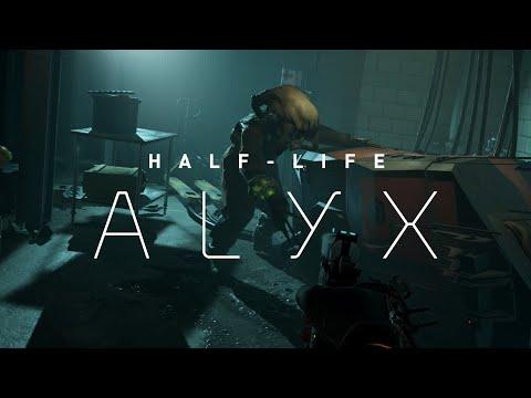 Half-Life: Alyx Gameplay Video 1