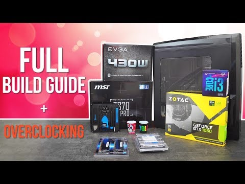 How To Build A Gaming PC - FULL Beginners Guide