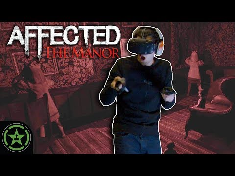 Slender Tots - Affected: The Manor - VR The Champions