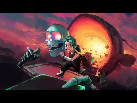 Carly and the Reaperman - The Co-op Mode