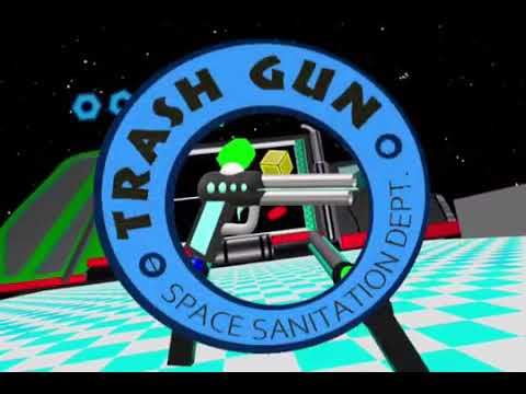 Trash Gun VR