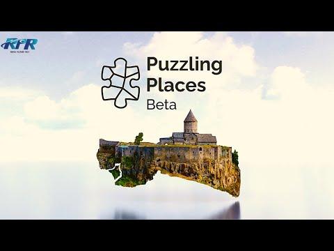Puzzling Places App Lab