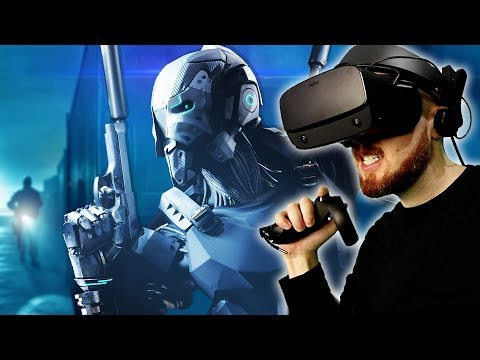 Espire 1 Is An Amazing VR Stealth Game