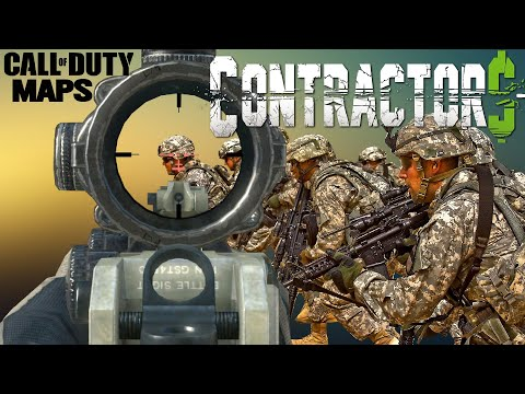 Contractors VR the ultimate VR FPS game. (Amazing community play session!!)