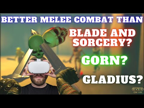 Battle Talent Oculus Quest 2 & Steam VR, this could be Blade and Sorcery biggest rival, FREE to play