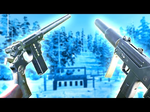 Dumbass With Guns in Hot Dogs Horseshoes & Hand Grenades VR Gameplay