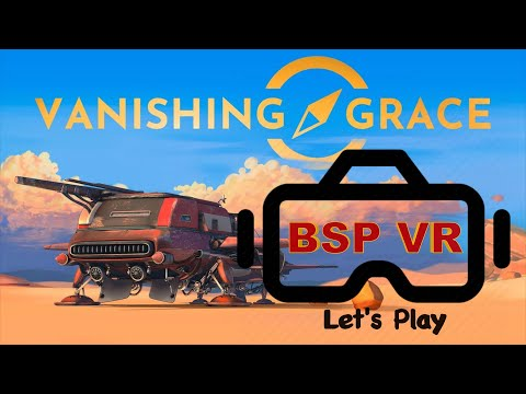 Vanishing Grace Gameplay on Oculus Quest VR