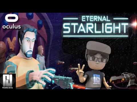 EXCLUSIVE 1st Look At Eternal Starlight VR // Oculus Rift // GTX 1060 (6GB)