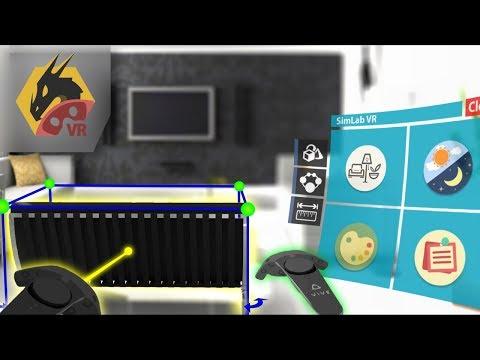 SimLab VR Viewer