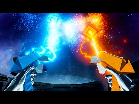 BEAT SABER with GUNS in Audica VR!