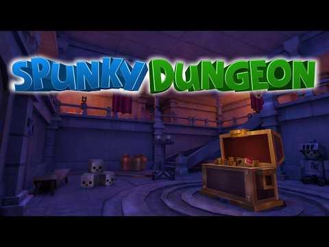 Spunky Dungeon Trailer