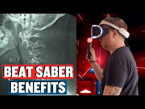 How Beat Saber Improved my Life (Beyond Weight Loss)