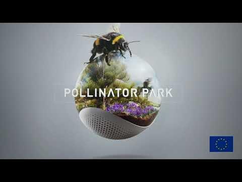 Pollinator Park trailer