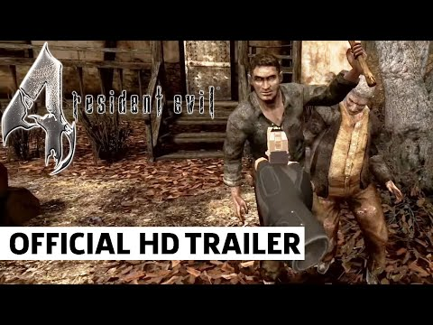 Resident Evil 4 VR Reveal Trailer | Resident Evil Showcase