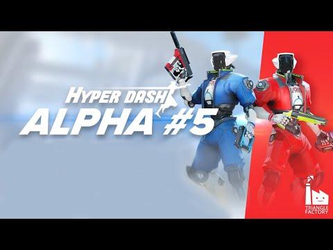 Hyper Dash VR Alpha #5 Version Gameplay   AMAZING!!!