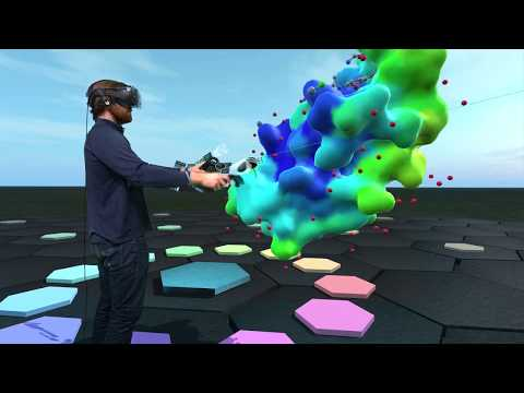 Nanome | Virtual Reality Tools for Drug Discovery